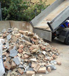 Building rubbish removal