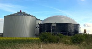 Biogas Waste Disposal