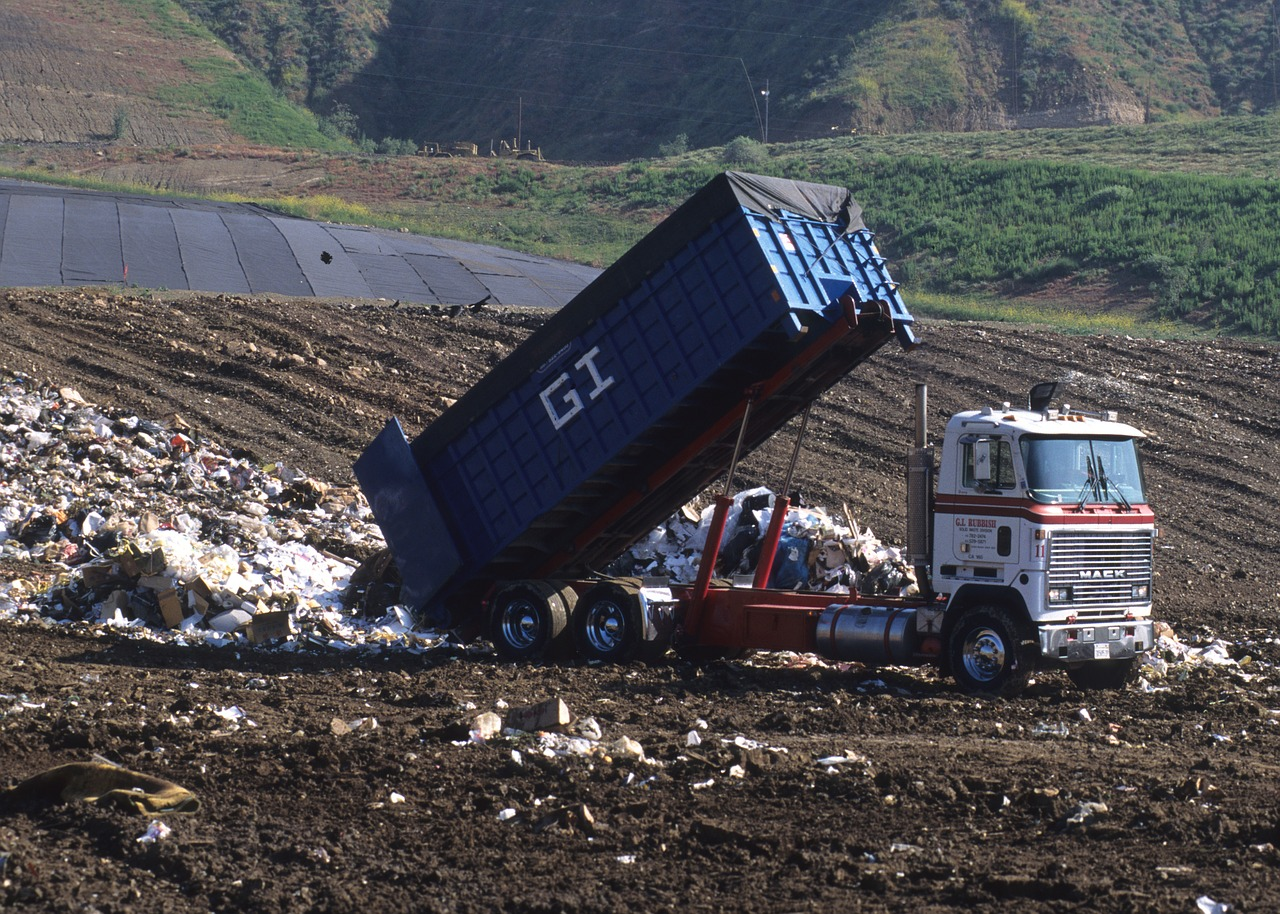 Landfills and dumping