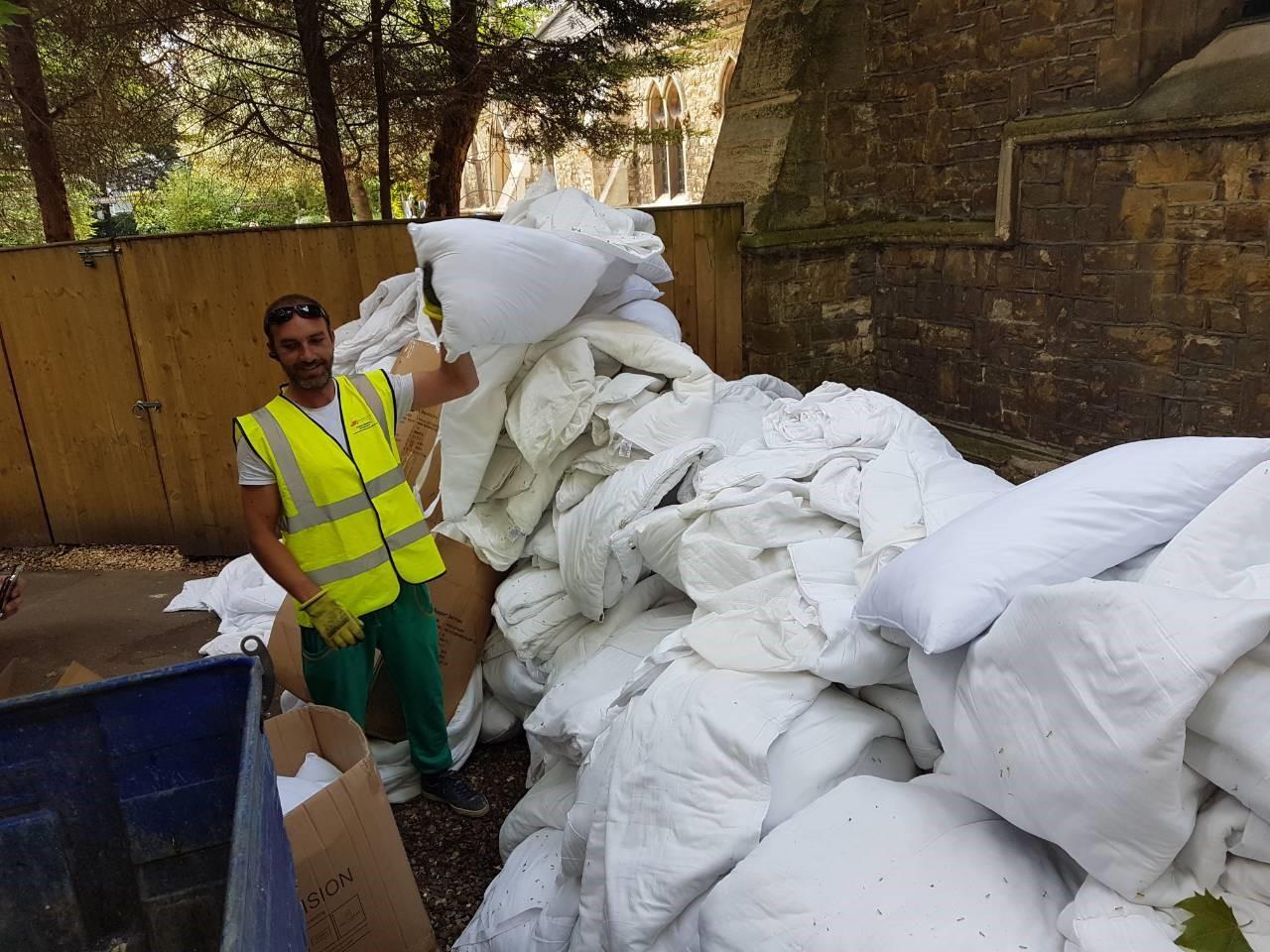 Rubbish Removal Professionals London