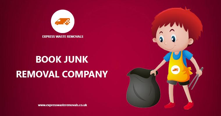 Book Junk Removal Company