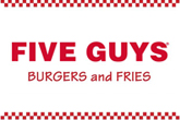 Five Guys Burgers and Fries - express waste removals client
