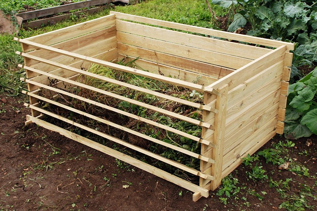 Garden Wastes - Compost Bins