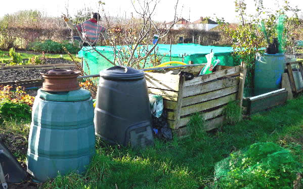 Garden Waste Collection and Disposal