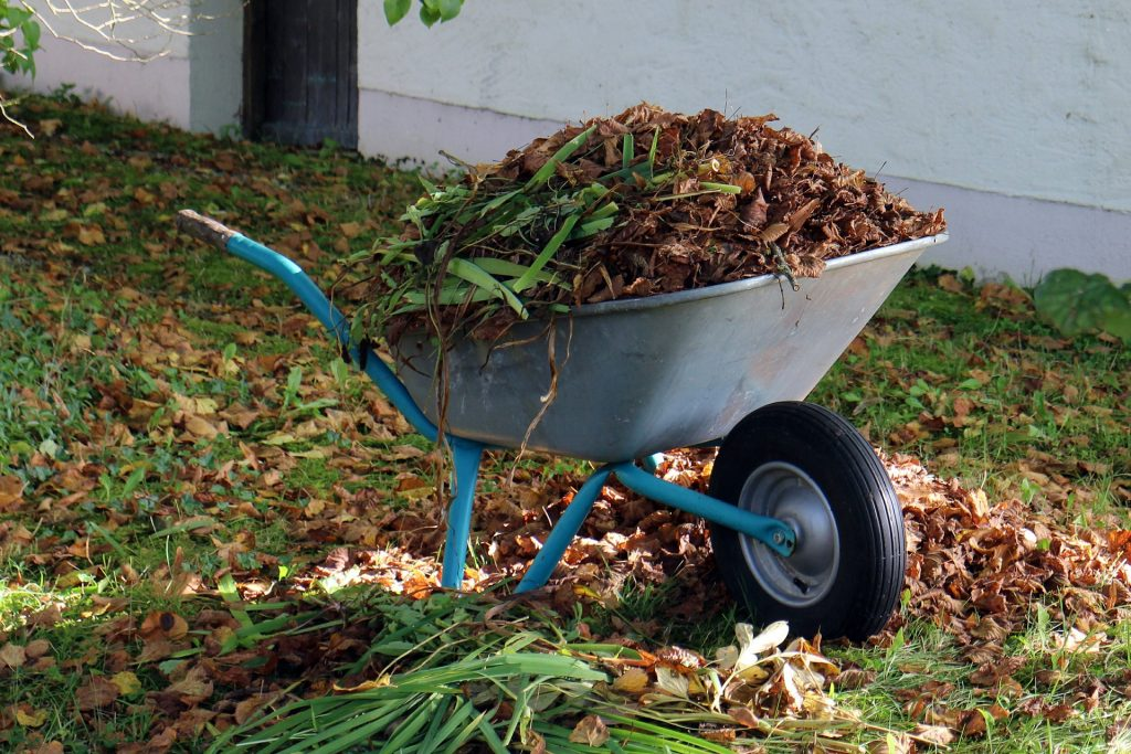 Proper Disposal of Wastes from Garden